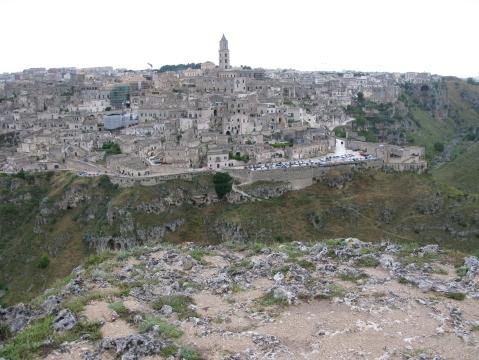 zdjęcie zrobiłam w Sassi di Matera w maju 2016